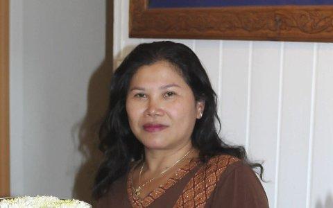 Frekke kunder: Pailin Kamngam er lei av at det daglig kommer frekke kunder som ønsker «happy ending» etter endt massasje.