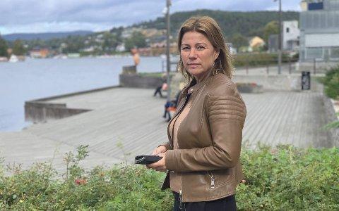 VARAORDFØRER: Janicke Andreassen ble ofret for å tilfredsstille Sp.