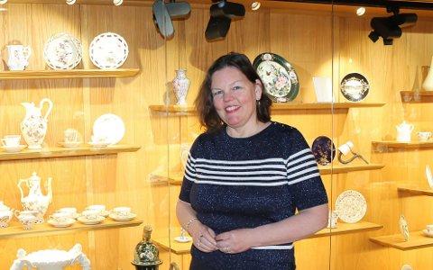 SIDEN 2012: Jorunn Sem Fure har vært direktør for Telemark Museum siden 2012.