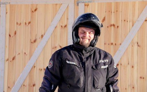 TØFT: Det siste året har vært tøft for Arnt Remy Åviks firma, Midt Helgeland AS.