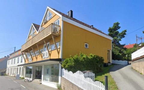 SAMEIET: Dette sameie i Vestre Strandvei på Tofte mener de har fått en for høy vannregning av kommunen.