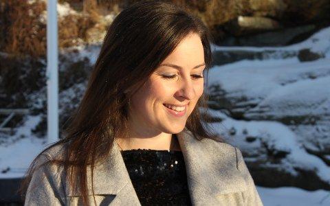 SANDEFJORDING: Sandra Fjellvang har spilt på en rekke større og mindre scener og festivaler, både i Oslo og Vestfold.