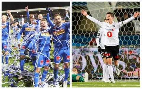 ETT FYLKE, TO LAG: Vestfold og Telemark fylke har i år to lag i eliteserien. Men der det ene, Odd, får over èn million kroner i støtte fra fylkeskommunen i år, får Sandefjord Fotball foreløpig null.