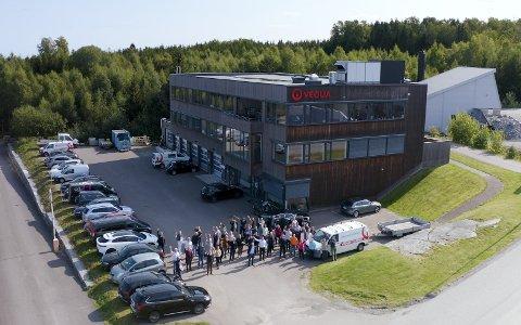 NYTT OPPDRAG: Krüger Kaldnes AS har hovedkontor i Sandefjord. Nå skal selskapet bygge nytt anlegg for oppdrettsgiganten SalMar.