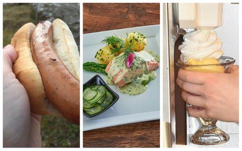 TRADISJONER: Man kan feire 17. mai med den maten man foretrekker. Mange av restaurantene og spisestedene i byen holder åpent nasjonaldagen. FOTO: Bjerkaas/Hotel Kong Carl
