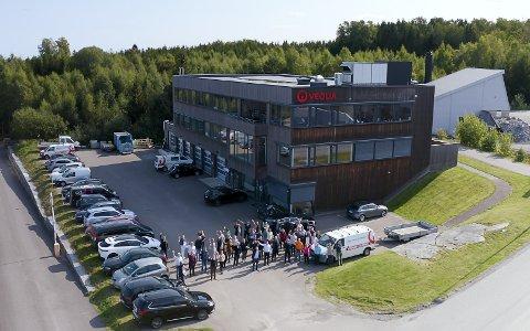 NY EIER: Akvakulturdivisjonen med 55 ansatte i Krüger Kaldnes (som har hovedkontor i Sandefjord) er nå skilt ut som eget selskap og solgt ut av landet. De ansatte skal fremdeles jobbe fra Sandefjord og avdelingskontoret i Drammen.