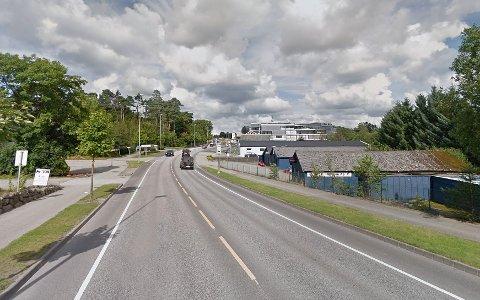 Det var i Jærveien at den elleville kjøringen skal ha funnet sted.