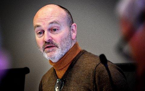 UTSATT: Arbeiderpartiet og Andreas Lervik ønsket å stemme for at det politiske arbeidet med Viken skulle legges på is inntil videre. I stedet ble selve avstemningen utsatt.