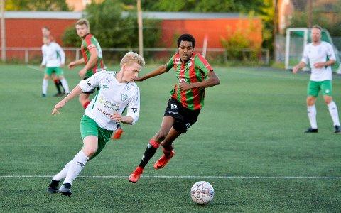 NYE DUELLER: Mysen/HIL og Andreas Tollefson tar imot Ørje og Abdi Hassan mandag kveld til toppoppgjør i 6. divisjon.