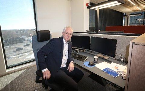 Arild Bjørn Hansen, administrerende direktør SpareBank 1 Østfold Akershus.