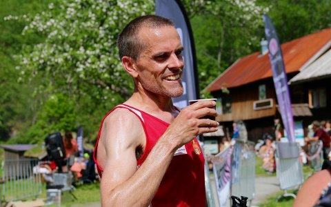 LOVAR KAMP: Konkurrentane fryktar Vettisløpvinnar Rune Oppem i Lustraløpet neste helg. Han sprang inn til tredje beste til i Vettisløpet nokon gong.