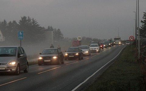 Samferdselsdepartementet ønsker at Transportkorridor Vest skal bli et foregangsprosjekt.