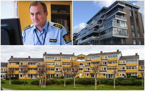MANGE INNBRUDD: Lensmann Kjell Klepp har fått mange meldinger om innbrudd i Sola den siste tiden.