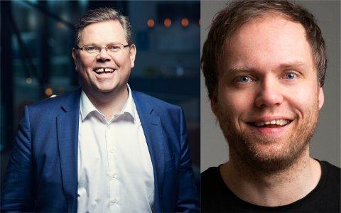 Rune Bjerga er en av bidragsyterne når regiondirektør Lars Roalkvam i Quality Hotels inviterer til frokostmøte.