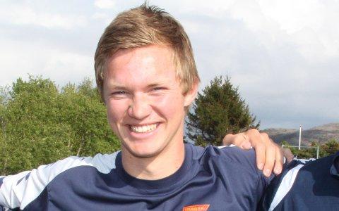 Fjelde kom inn som innbytter i kampen der Viking vant 4-1 over Stabæk. (Arkivfoto)