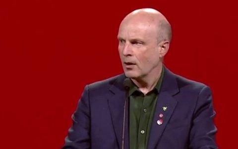 IKKE BLID PÅ VESTFOLD: Fyresdal-ordfører Erik Skjervagen. Foto: Arbeiderpartiet
