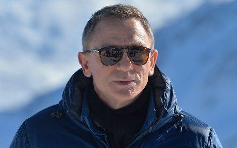 Daniel Craig er per nå den ekte James Bond. Det var ikke han som befant seg på puben Lorrys.
