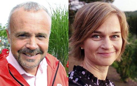 Kjell Neergaard (Ap) fortsetter som ordfører i Kristiansund mens Margrethe Svinvik (Sp) blir ny ordfører i Surnadal.