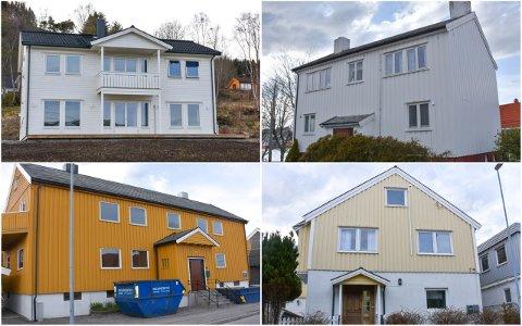 Alle disse husene ble solgt i april. Se hvor mye de, og de andre boligene og eiendommene som ble solgt, gikk for her.