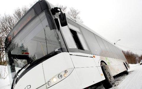 Bussen tar jeg i hvertfall ikke, skriver Arne Jakobsen