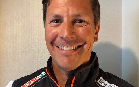 NY JOBB: Lars Christian Aabol (41) er ansatt som trener og går inn i teamet til menn elite sprint og menn elite allround.