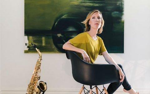 KUNSTNERISK LEDER: Sissel Vera Pettersen er kunstnerisk leder for Soddjazz. Nå gleder hun seg over at festivalen kan gå som planlagt.