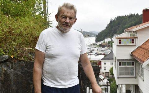 Sveinung Lien: Ville ikke vært årene som TTL-politiker foruten. Nå har han meldt seg inn i Høyre, og han tar gjerne en periode til, hvis velgerne vil ha ham. Foto: Olav Loftesnes