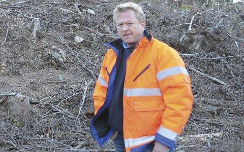 Øystein Finsrud: Mener det er viktig at regler håndheves på en slik måte at det ikke lønner seg bryte dem. Arkivfoto