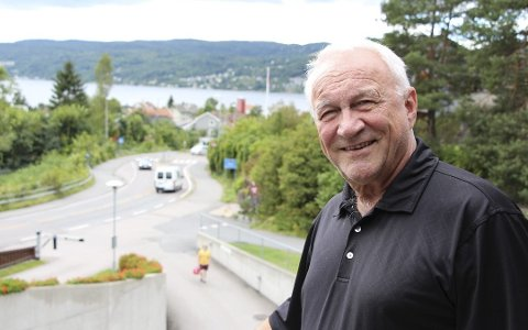 RÅDHUSDEBATT: Tidligere stortingsrepresentant Terje Johansen sier det bør bygges et nytt rådhus på Bankløkka.