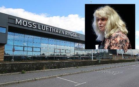 Det skal settes opp en teststasjon på Moss lufthavn Rygge for å teste personer for koronavirus. Kommunalsjef for helse og mestring, Eli Thomassen, forklarte at det var to årsaker til at den skal flyttes: Manglende personell og god nok lokalitet.