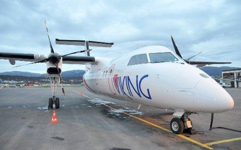VILLE FLY FRA TORP: FlyViking ønsket å etablere seg på Torp. Det ble ikke noe av.