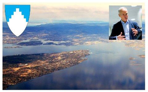 Både kommuner som Nesodden og Akershus fylke er av truede arter med en kommunalminister som måler egen suksess i hvor mange regional- og lokaldemokratiske enheter han kan bli kvitt
