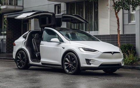 Den nye oppdateringen gjelder Model X og Model S.