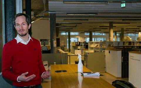 Ordfører Eivind Hoff-Elimari ber alle på Nesodden vise varsomhet inn mot langhelgen og feiringen av nasjonaldagen.