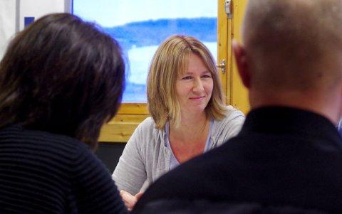 Merete Myhre Moen (Sp), ordfører i Tynset.