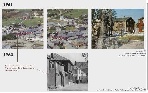 Historie: Historie engasjerer, og Odd Idar Haugen har flere presiseringer om hvordan det var der det nå kan bli nytt bibliotek.