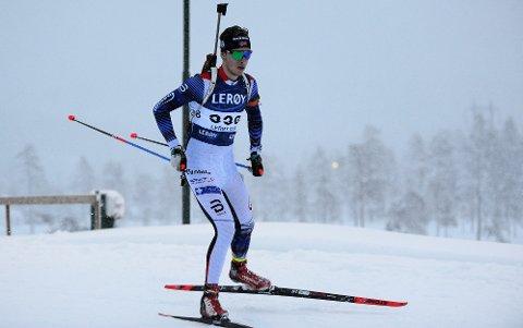 ENORM OPPTUR: Ørjan Moseng fikk mye å juble for på tampen av en spesiell vinter og sesong. Nå har han fått plass på Team Mesterbakeren.