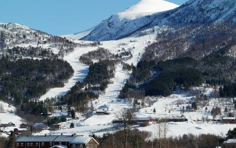 Åpen skidag: Arrangøren håper mange kommer på åpen skidag på valentinsdagen.Arkivfoto