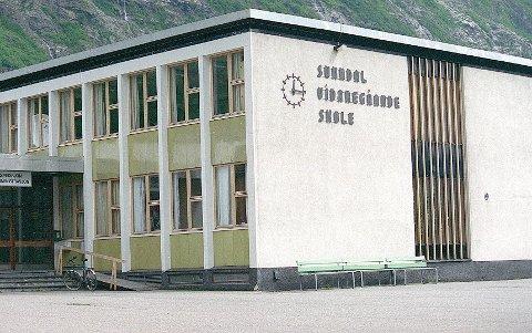 Sunndal vidaregåande skole.