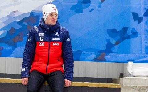 Nils-Erik Ulset vil trolig satse mot 2022.
