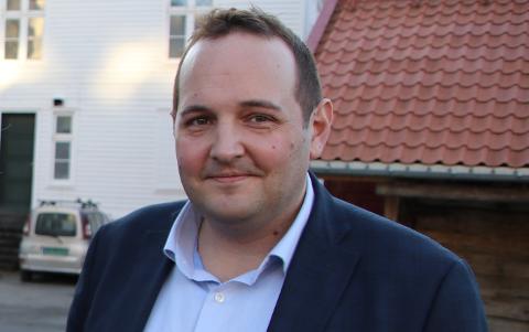 REAGERER: Stortingsrepresentant Gisle M. Saudland slår fast at han kommer til å ta saken om levendelagring av torsk på Hidra opp på Stortinget dersom ikke regjeringen ordner opp.