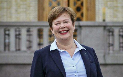 Kritisk: Stortingsrepresentant Siv Mossleth (SP) fra Saltdal stemte mot forslaget. Foto: Ragne B. Lysaker