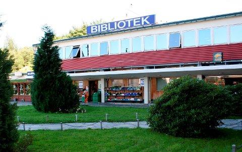 Landås bibliotek.
