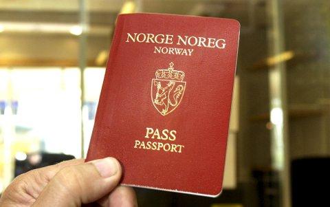 Dersom du bestiller pass mindre enn 13 dagar før du skal reise, kan du få eit problem.