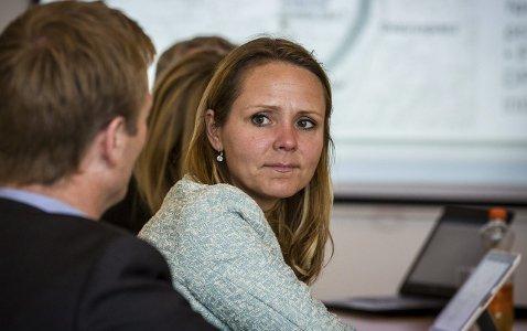 Barne- og likestillingminister Linda Hofstad Helleland (H).
