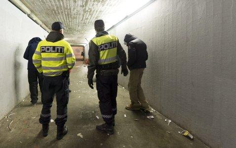 – De som har sett forholdene i tunnelen ved Straxhuset, unner ingen en slik skjebne, skriver politiinspektør Kari Marie Kjellstad. Foto: Rune Johansen