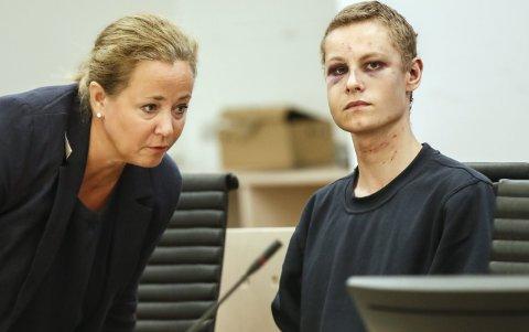 Lørdag gikk Philip Manshaus (21) til angrep på en moske i Bærum etter at han skal ha drept stesøsteren.