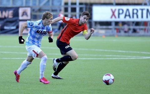 Martin Ueland tangerte Christian Ekangers kamprekord i Åsane.