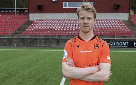 Simen Lassen har spilt sin siste kamp for Åsane.