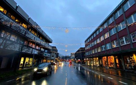 Novembers siste dag bød på grått og trist vær, men 1. desember skal opprinne med solskinn.